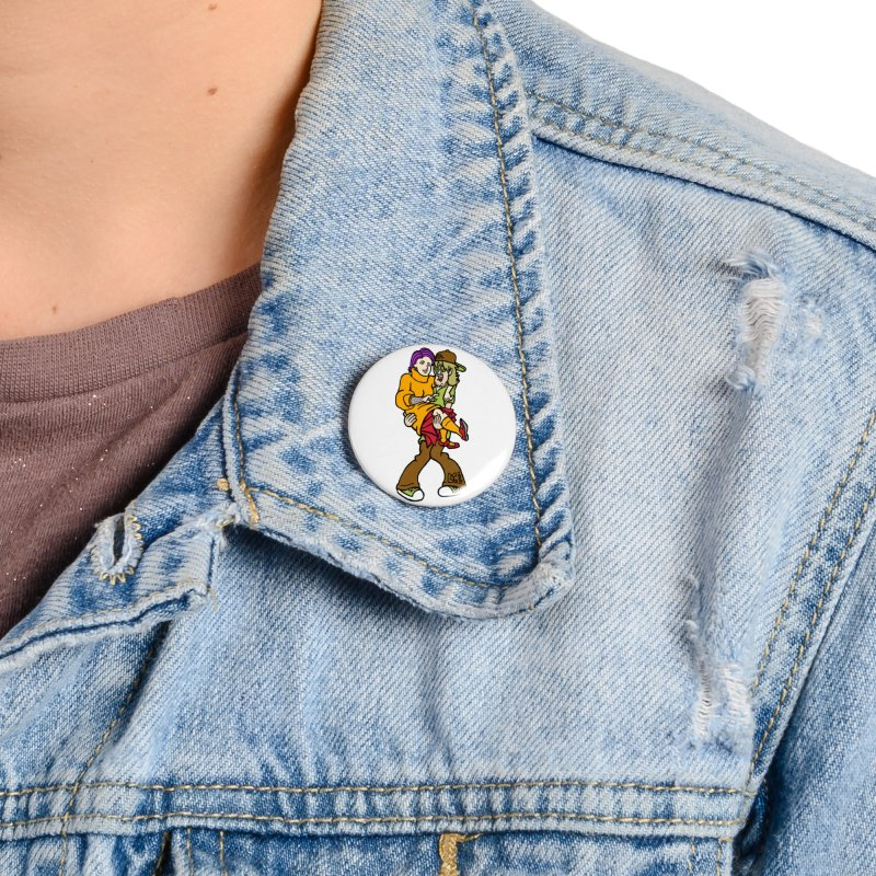 Shaggy 2 Doey Accessories Button by DoeyJoey's Artist Shop