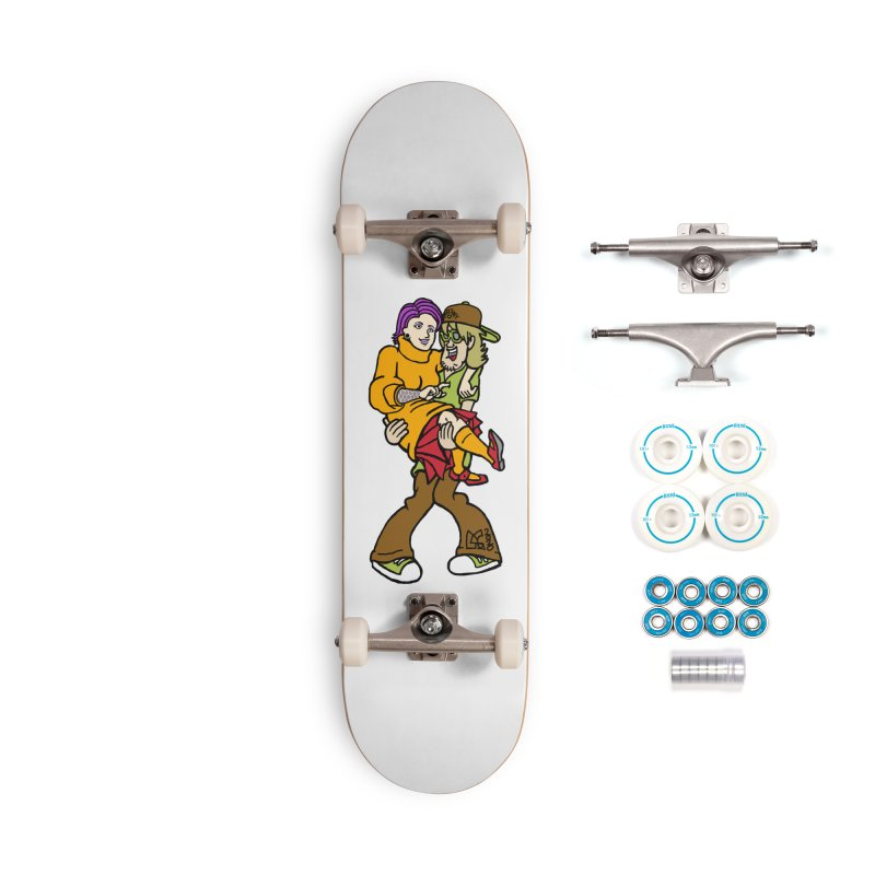 Shaggy 2 Doey Accessories Skateboard by DoeyJoey's Artist Shop