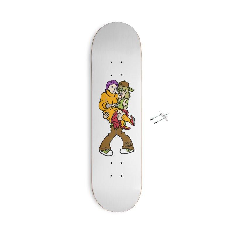 Shaggy 2 Doey Accessories Skateboard by DoeyJoey's Artist Shop