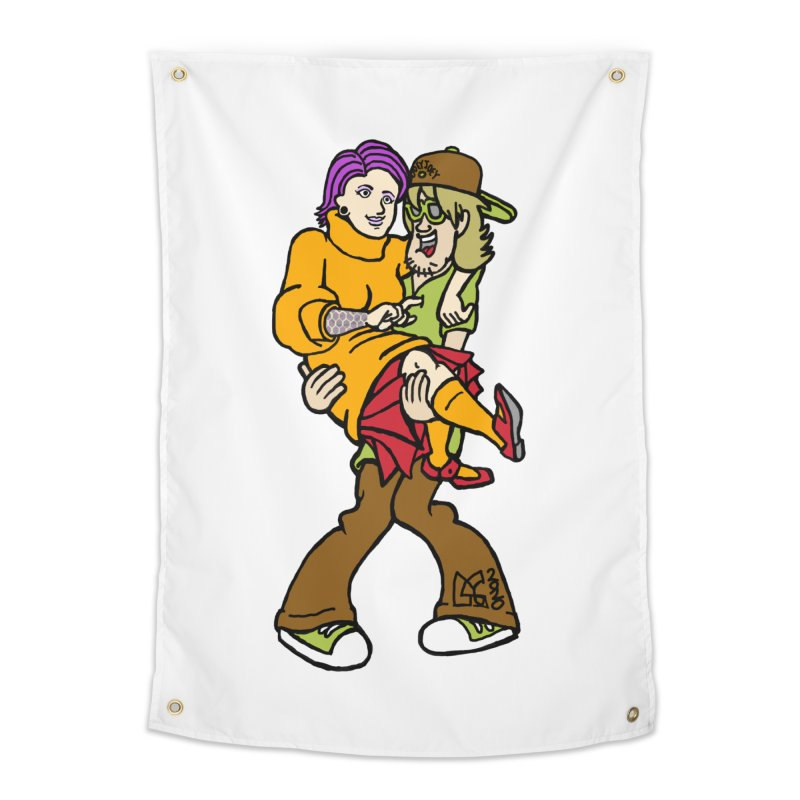 Shaggy 2 Doey Home Tapestry by DoeyJoey's Artist Shop
