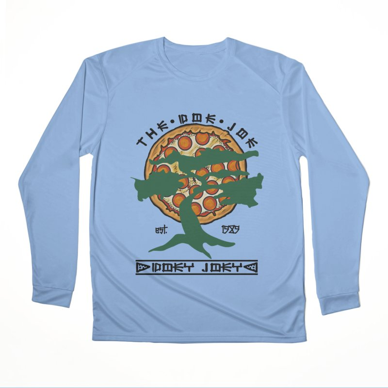 Doe Joe Logo Men's Longsleeve T-Shirt by DoeyJoey's Artist Shop