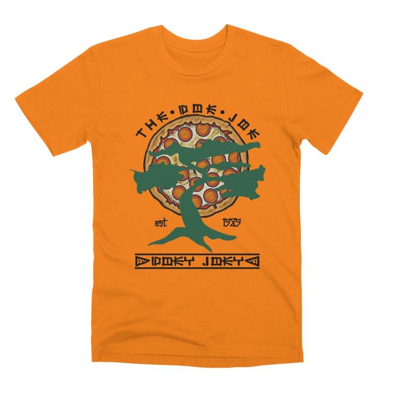 Doe Joe Logo Men's T-Shirt by DoeyJoey's Artist Shop