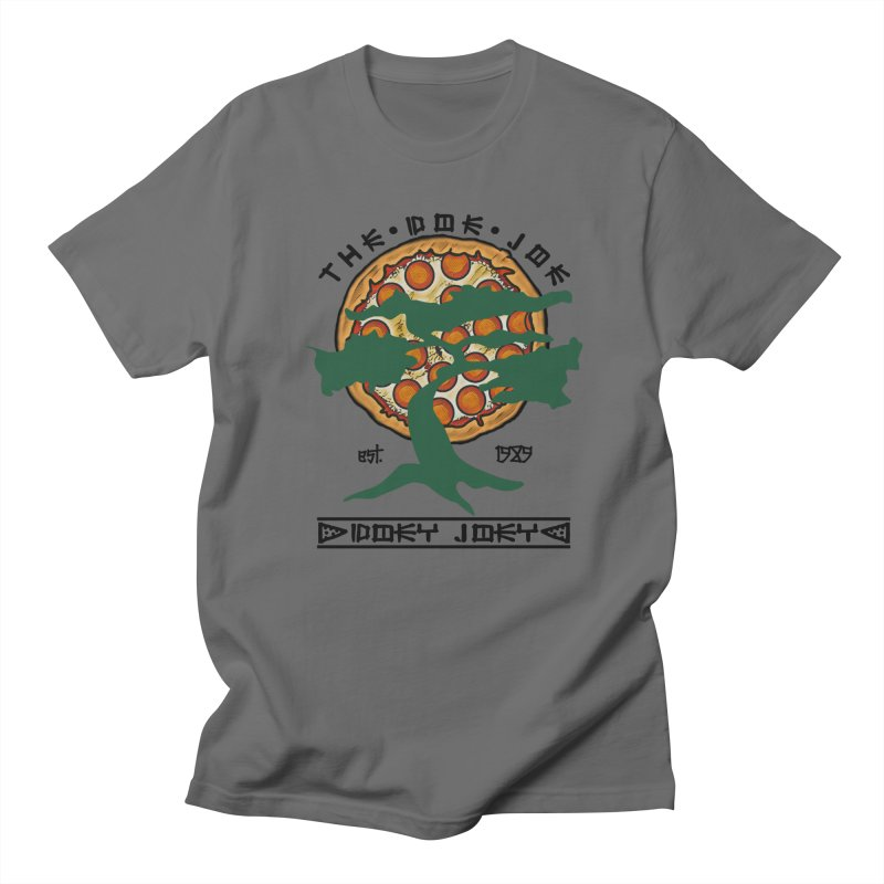 Doe Joe Logo Men's T-Shirt by DoeyJoey's Artist Shop