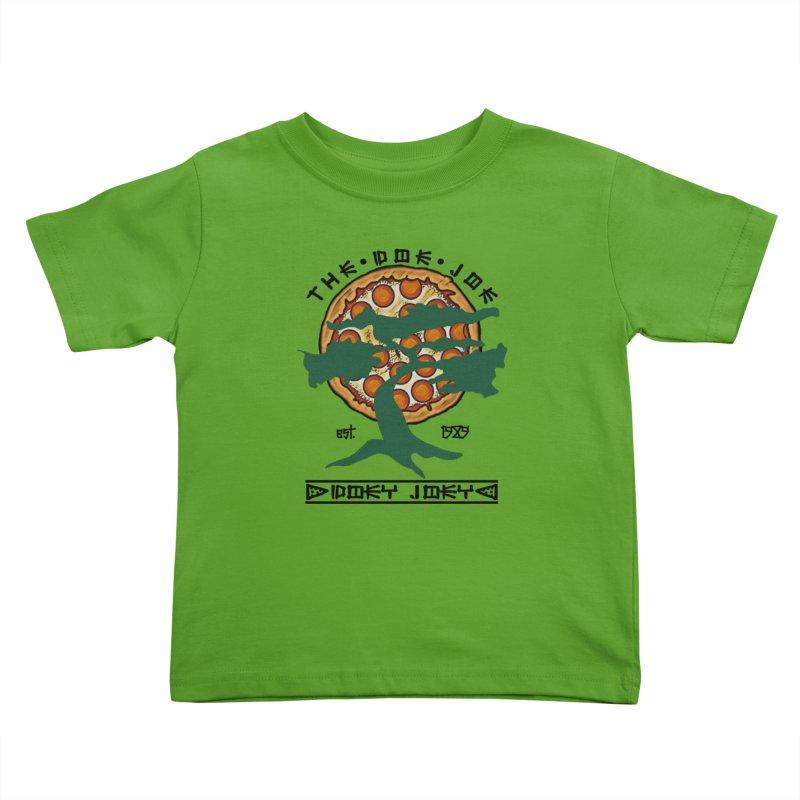 Doe Joe Logo Kids Toddler T-Shirt by DoeyJoey's Artist Shop