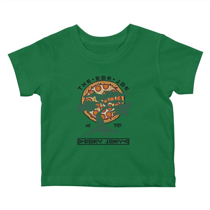 Doe Joe Logo Kids Baby T-Shirt by DoeyJoey's Artist Shop