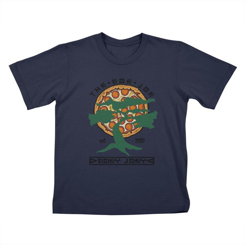 Doe Joe Logo Kids T-Shirt by DoeyJoey's Artist Shop