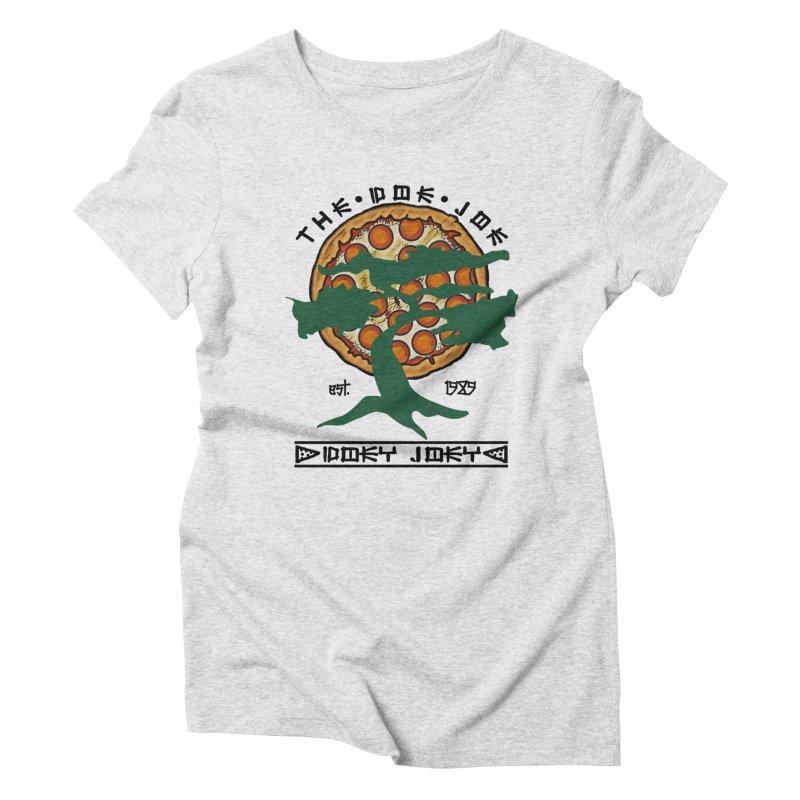 Doe Joe Logo Women's T-Shirt by DoeyJoey's Artist Shop