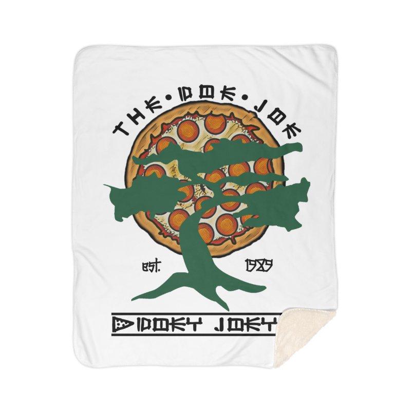 Doe Joe Logo Home Blanket by DoeyJoey's Artist Shop