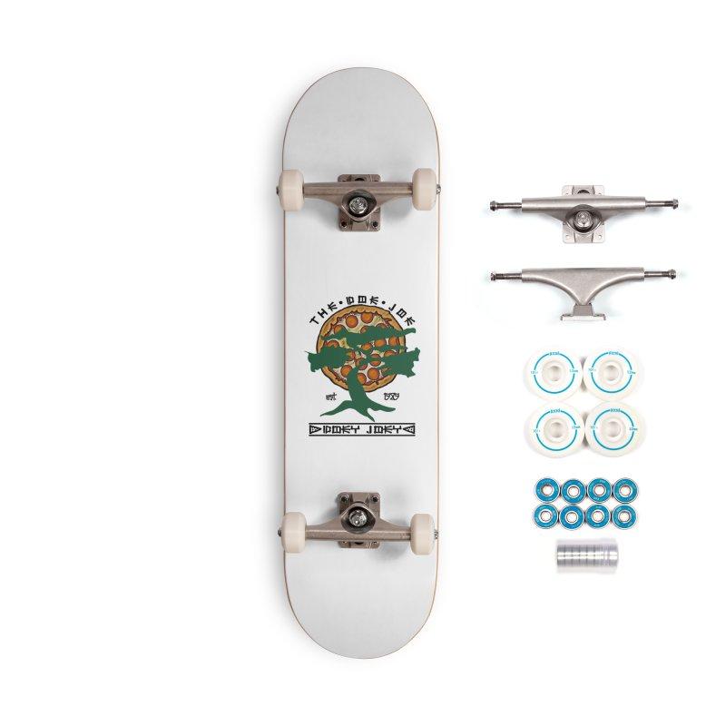 Doe Joe Logo Accessories Skateboard by DoeyJoey's Artist Shop