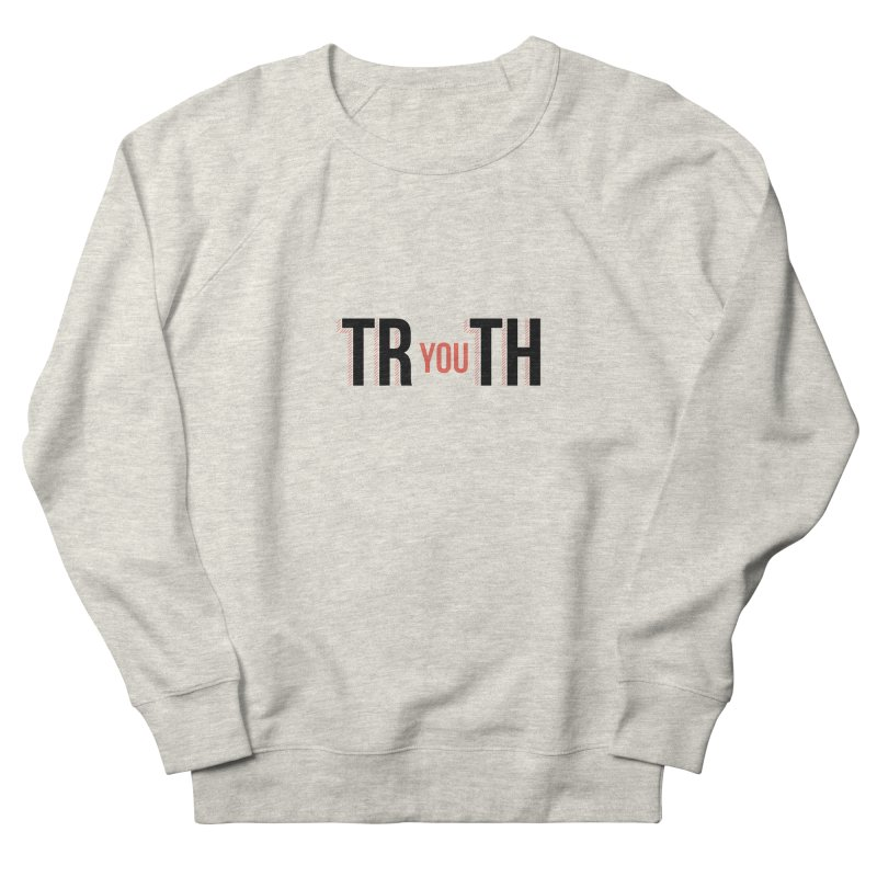 TRUTH Men's Sweatshirt by Tristan Young