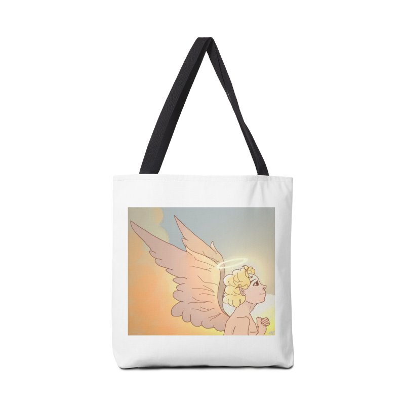 Grant Us Peace Accessories Tote Bag Bag by Dove's Flight
