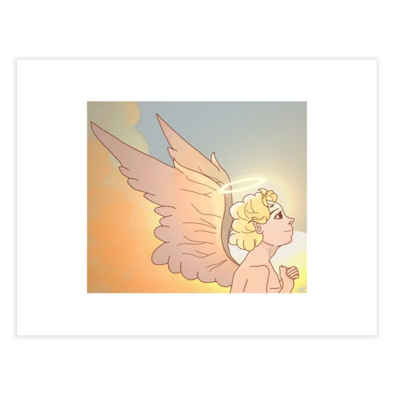 Grant Us Peace Home Fine Art Print by Dove's Flight