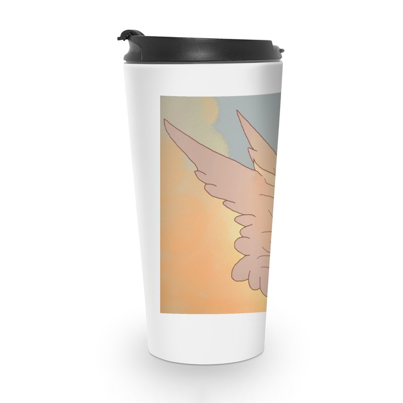 Grant Us Peace Accessories Travel Mug by Dove's Flight