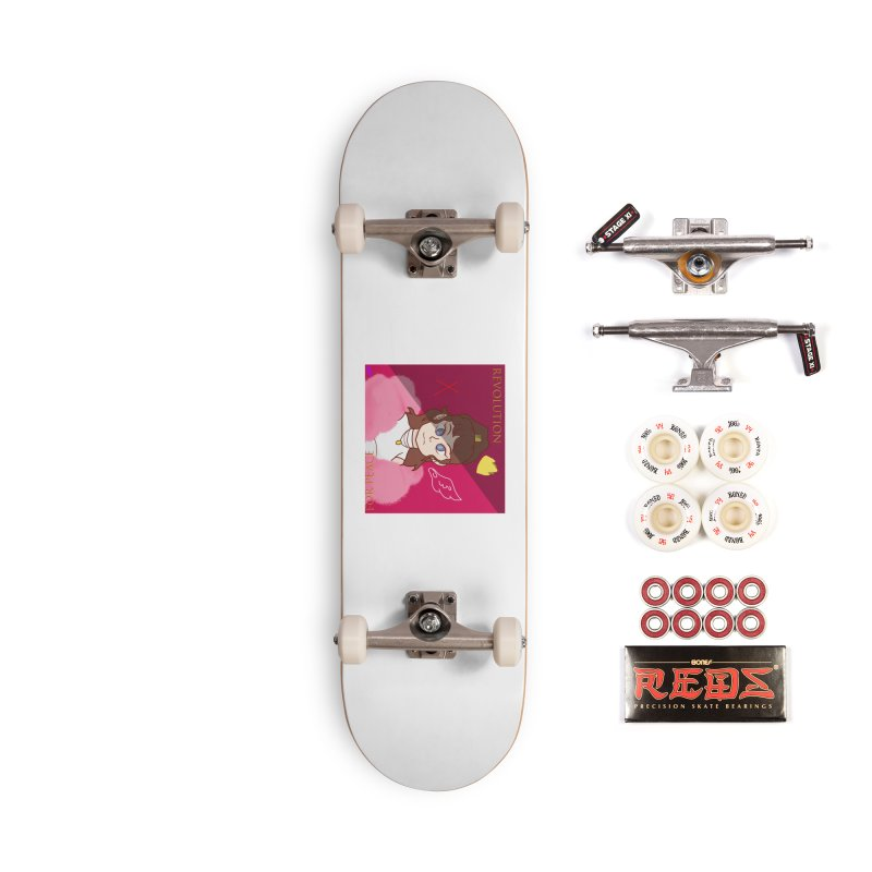 Choose Your Revolt Accessories Complete - Pro Skateboard by Dove's Flight