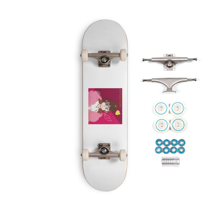 Choose Your Revolt Accessories Complete - Basic Skateboard by Dove's Flight