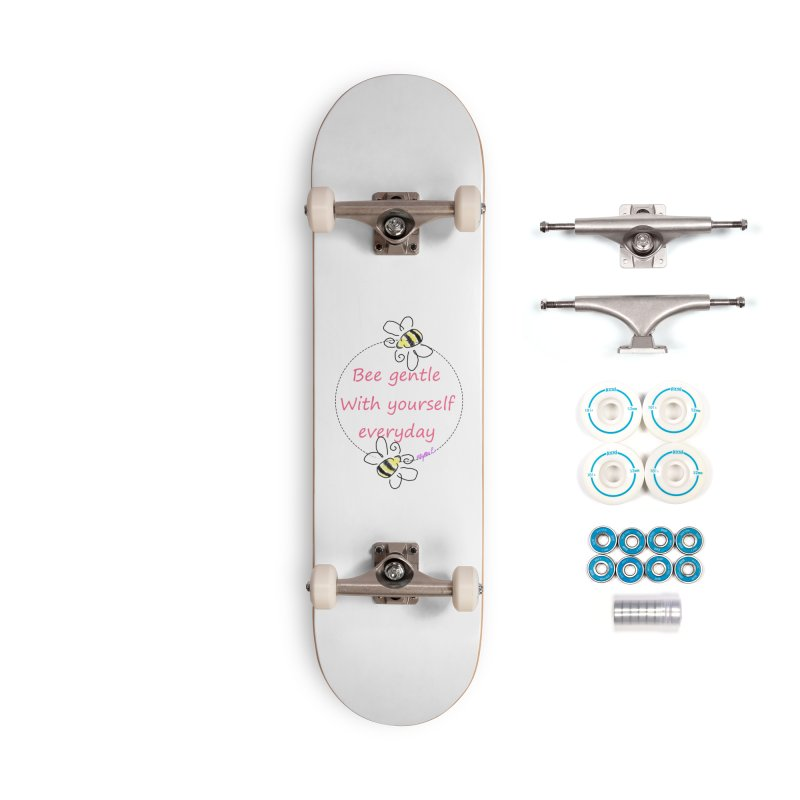 Bee Gentle Accessories Complete - Basic Skateboard by Dove's Flight
