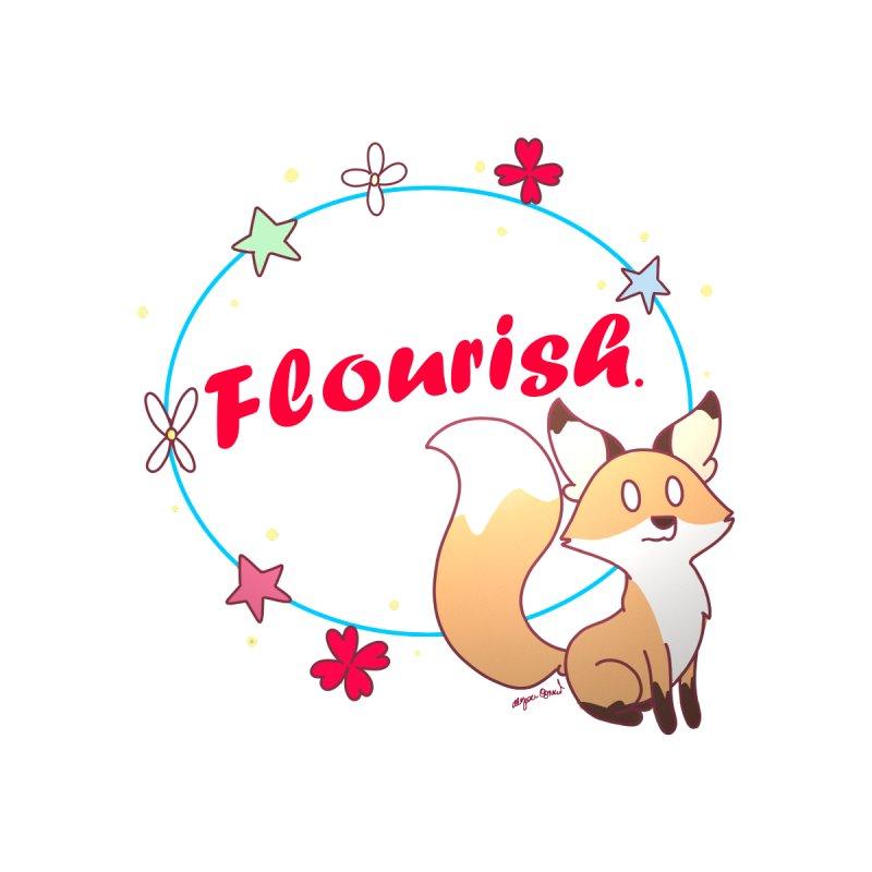 Flourish Fox by Dove's Flight