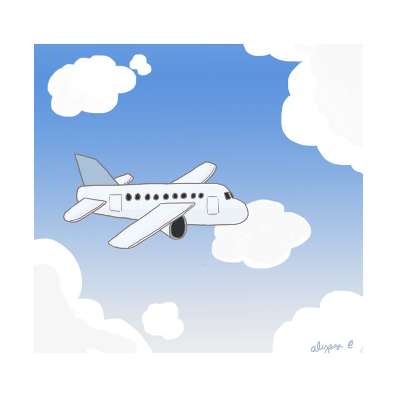 Blue Skies by Dove's Flight