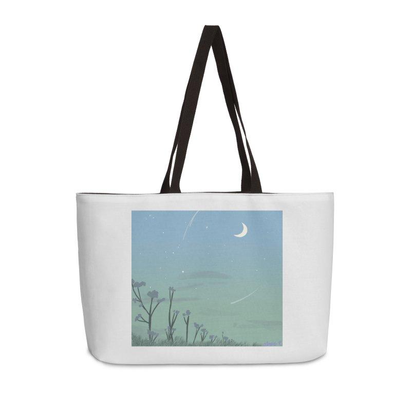 Summer Nights Accessories Weekender Bag Bag by Dove's Flight