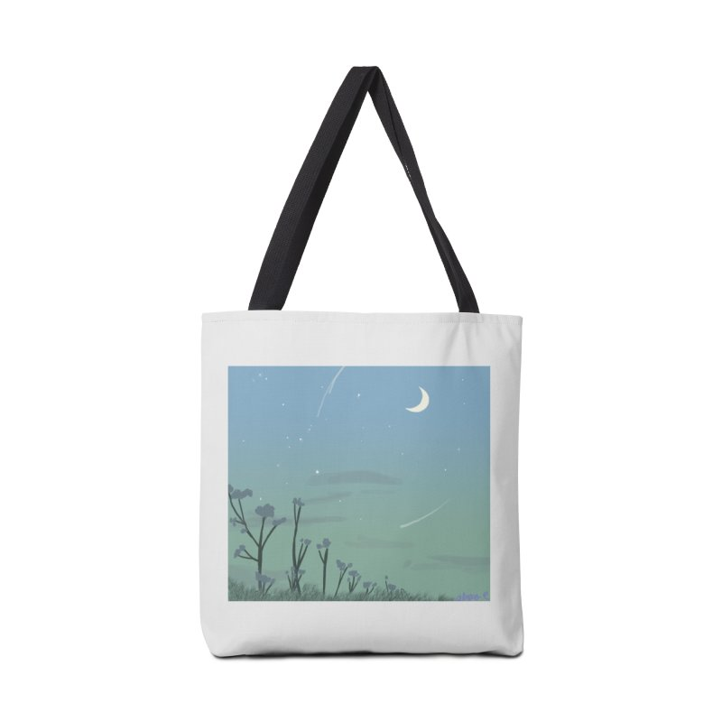 Summer Nights Accessories Tote Bag Bag by Dove's Flight