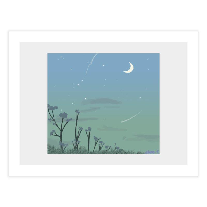 Summer Nights Home Fine Art Print by Dove's Flight