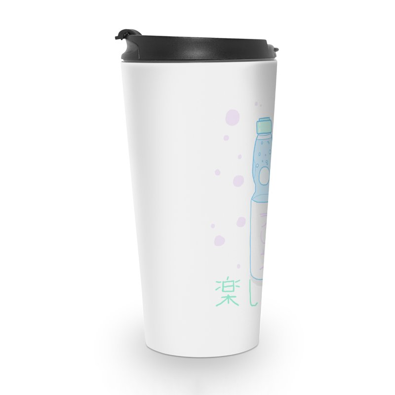 Enjoy Ramune! Accessories Travel Mug by Dove's Flight