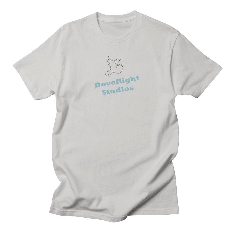 Doveflight Studios Official Logo Men's T-Shirt by Dove's Flight