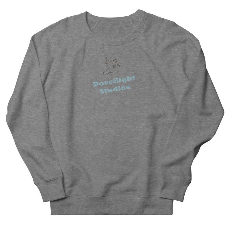 Doveflight Studios Official Logo Men's French Terry Sweatshirt by Dove's Flight