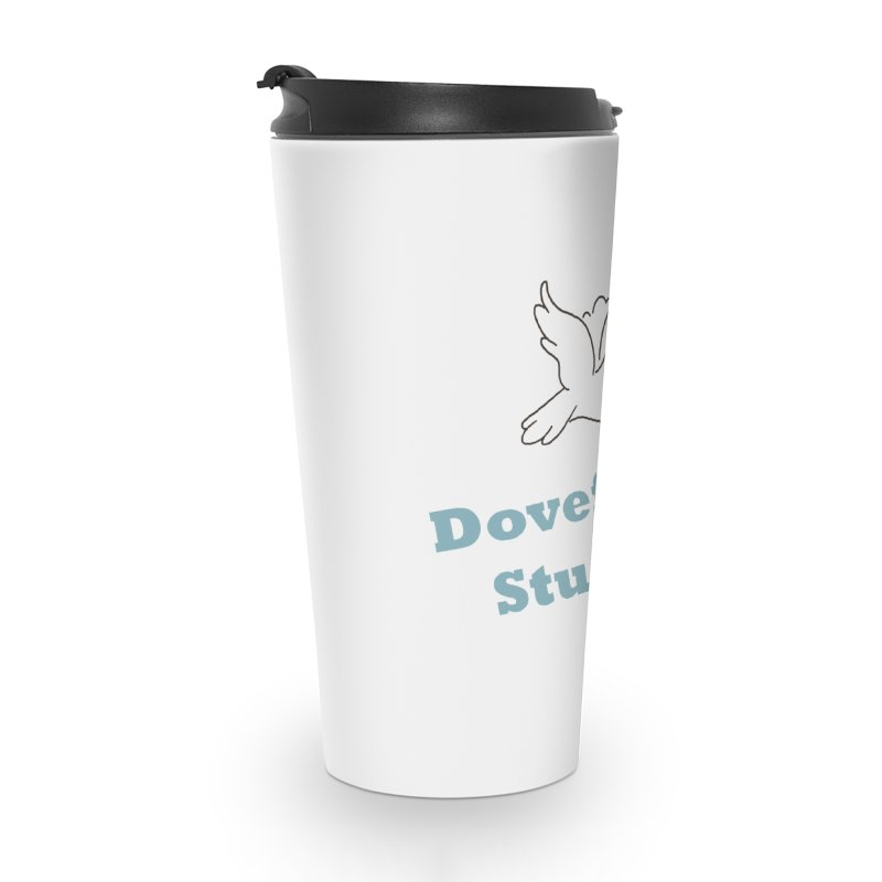 Doveflight Studios Official Logo Accessories Travel Mug by Dove's Flight