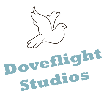 Dove's Flight Logo