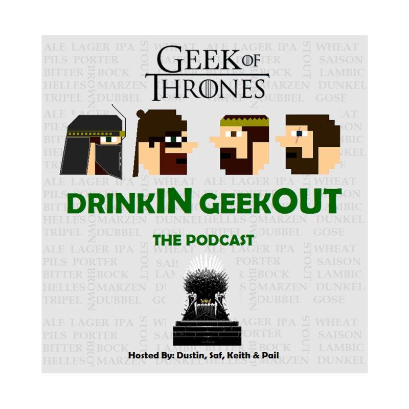 GoT Heads Accessories Mug by DrinkIN GeekOUT's Artist Shop