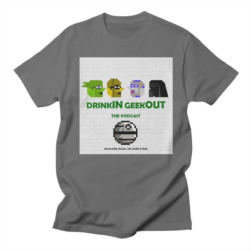 Star Wars Heads Men's T-Shirt by DrinkIN GeekOUT's Artist Shop