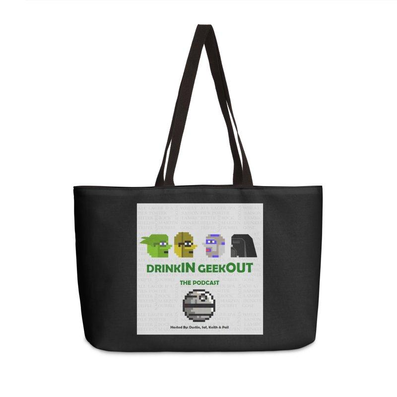 Star Wars Heads Accessories Bag by DrinkIN GeekOUT's Artist Shop