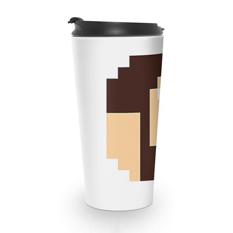 Keith Accessories Travel Mug by DrinkIN GeekOUT's Artist Shop