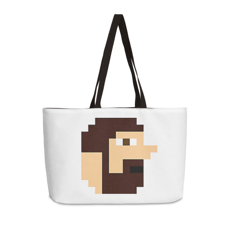 Keith Accessories Bag by DrinkIN GeekOUT's Artist Shop
