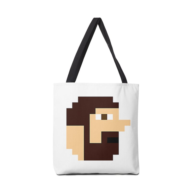 Keith Accessories Tote Bag Bag by DrinkIN GeekOUT's Artist Shop