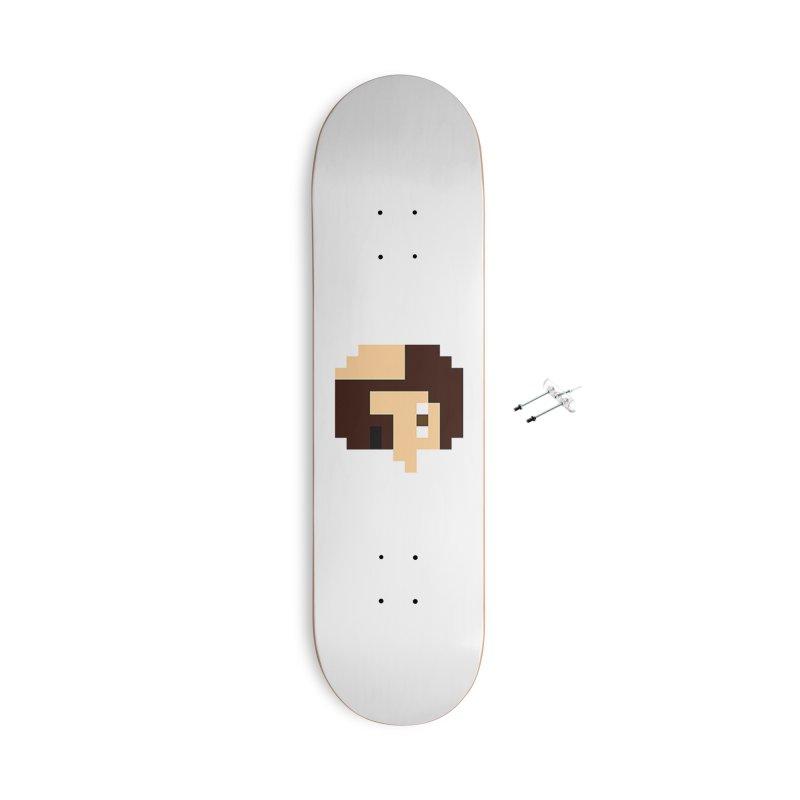 Keith Accessories Skateboard by DrinkIN GeekOUT's Artist Shop