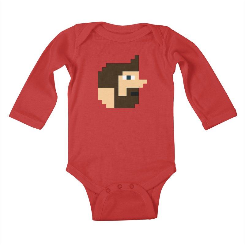 Pail Kids Baby Longsleeve Bodysuit by DrinkIN GeekOUT's Artist Shop