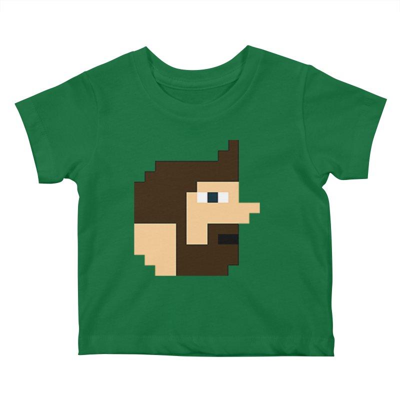 Pail Kids Baby T-Shirt by DrinkIN GeekOUT's Artist Shop
