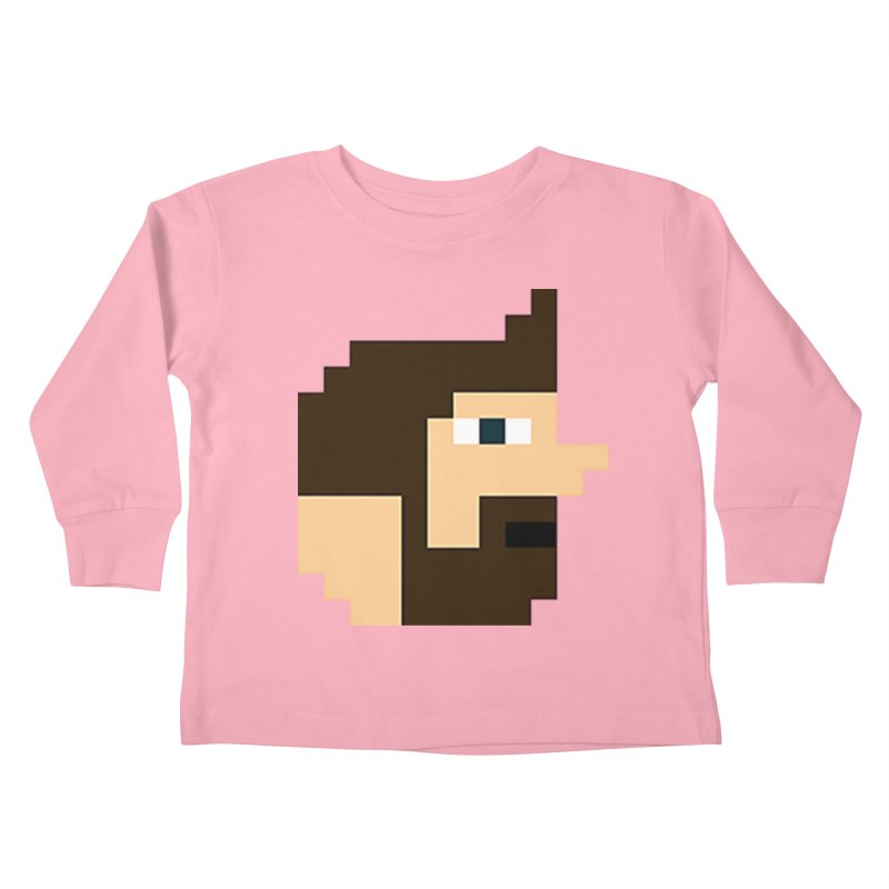 Pail Kids Toddler Longsleeve T-Shirt by DrinkIN GeekOUT's Artist Shop