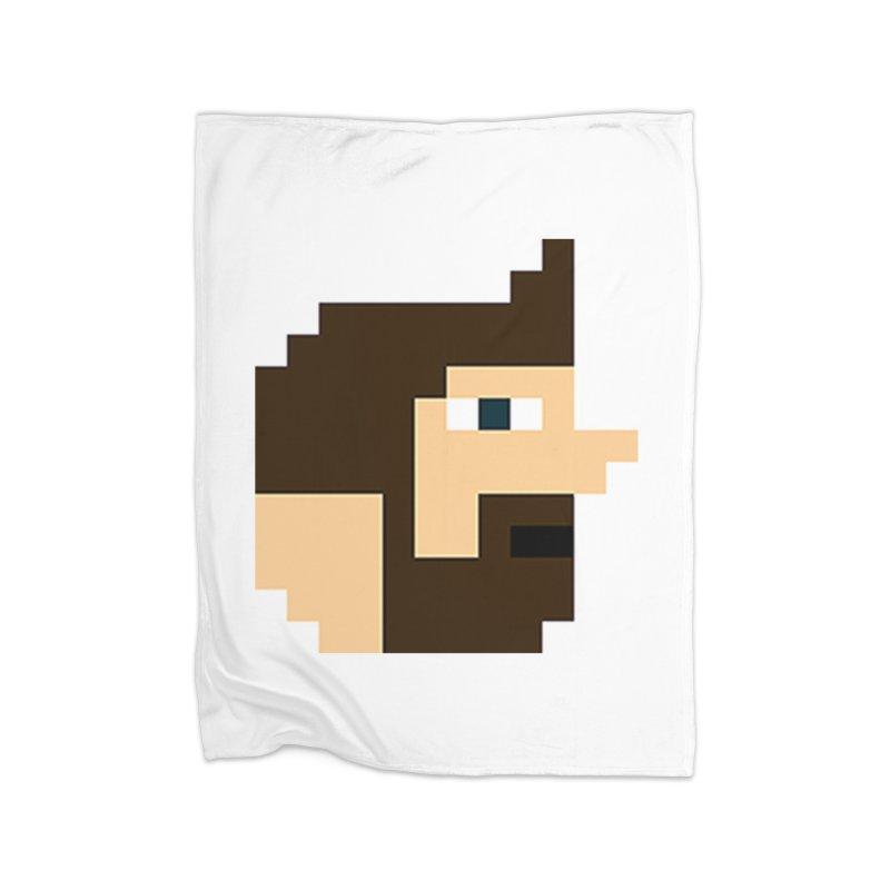 Pail Home Fleece Blanket Blanket by DrinkIN GeekOUT's Artist Shop