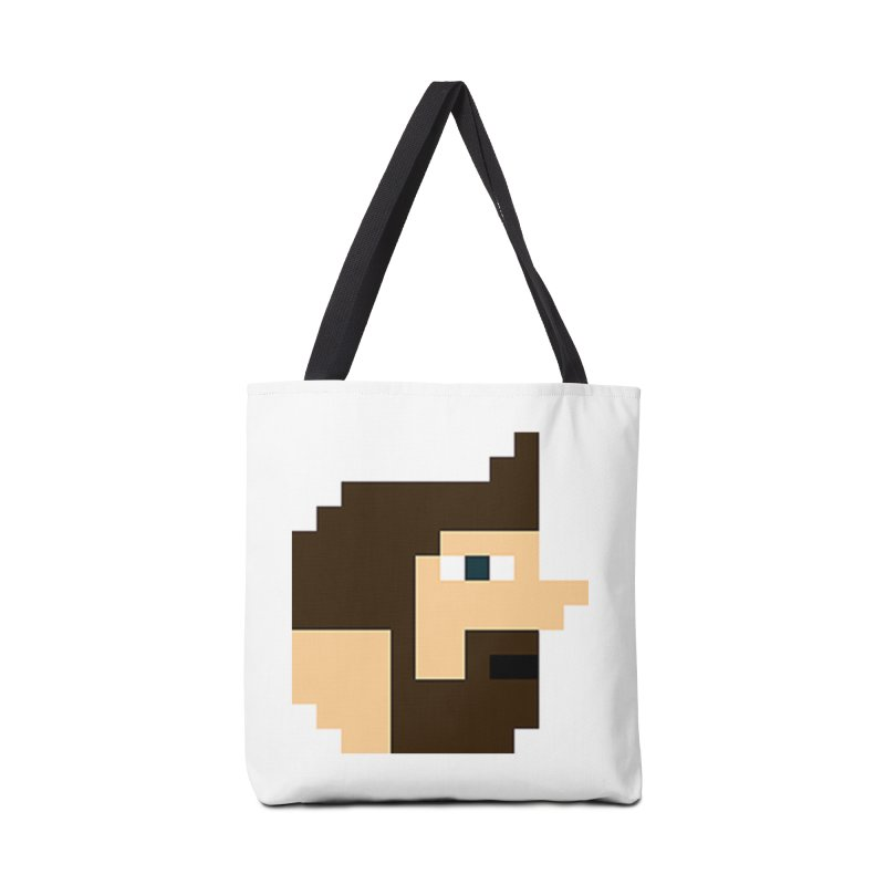 Pail Accessories Tote Bag Bag by DrinkIN GeekOUT's Artist Shop