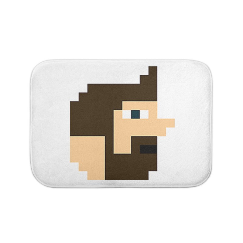 Pail Home Bath Mat by DrinkIN GeekOUT's Artist Shop