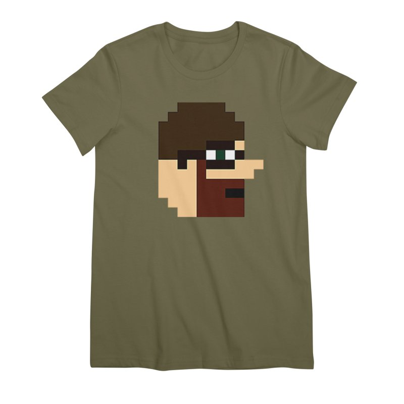 Saf Women's Premium T-Shirt by DrinkIN GeekOUT's Artist Shop