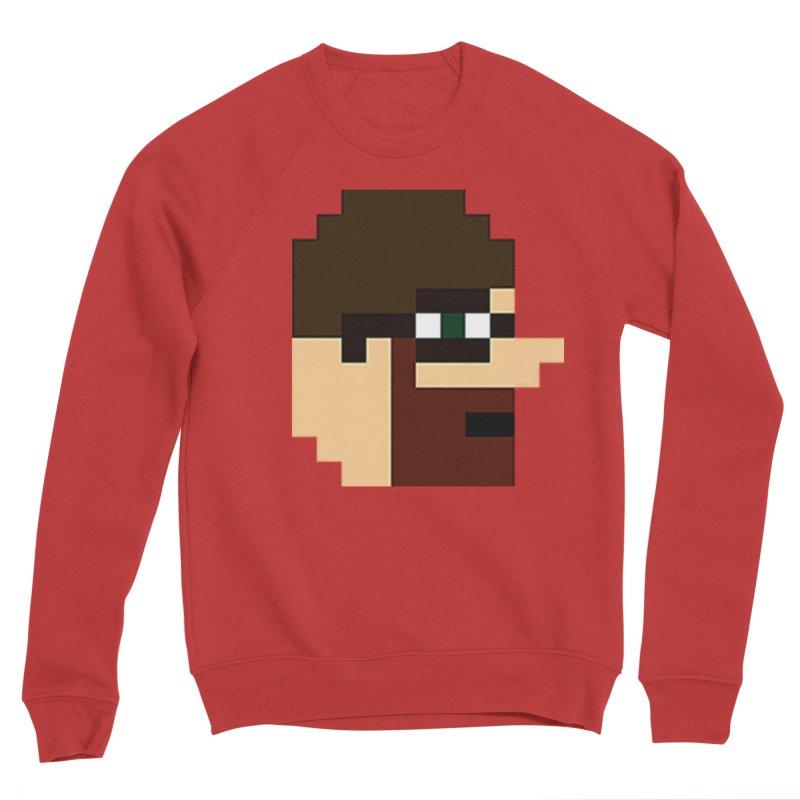 Saf Men's Sponge Fleece Sweatshirt by DrinkIN GeekOUT's Artist Shop