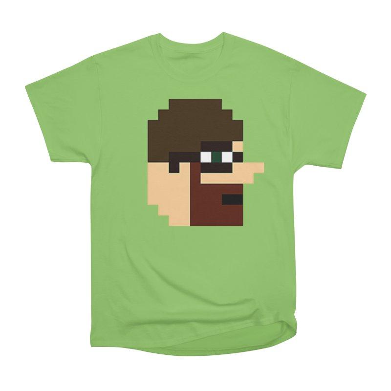 Saf Men's Heavyweight T-Shirt by DrinkIN GeekOUT's Artist Shop