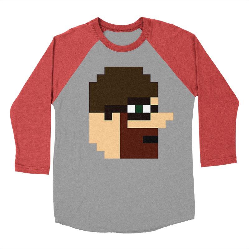 Saf Women's Baseball Triblend Longsleeve T-Shirt by DrinkIN GeekOUT's Artist Shop