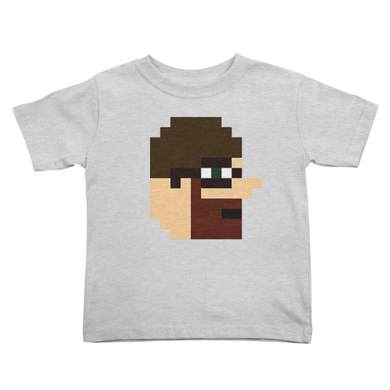 Saf Kids Toddler T-Shirt by DrinkIN GeekOUT's Artist Shop