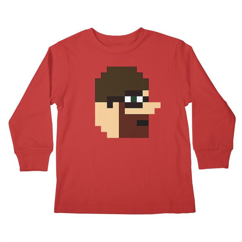 Saf Kids Longsleeve T-Shirt by DrinkIN GeekOUT's Artist Shop