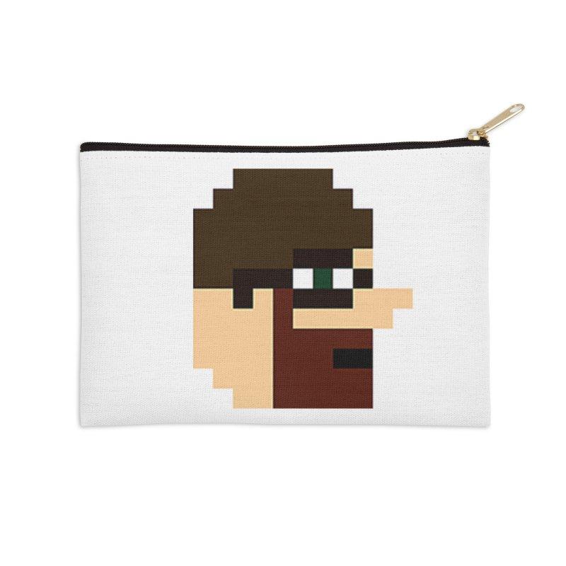 Saf Accessories Zip Pouch by DrinkIN GeekOUT's Artist Shop